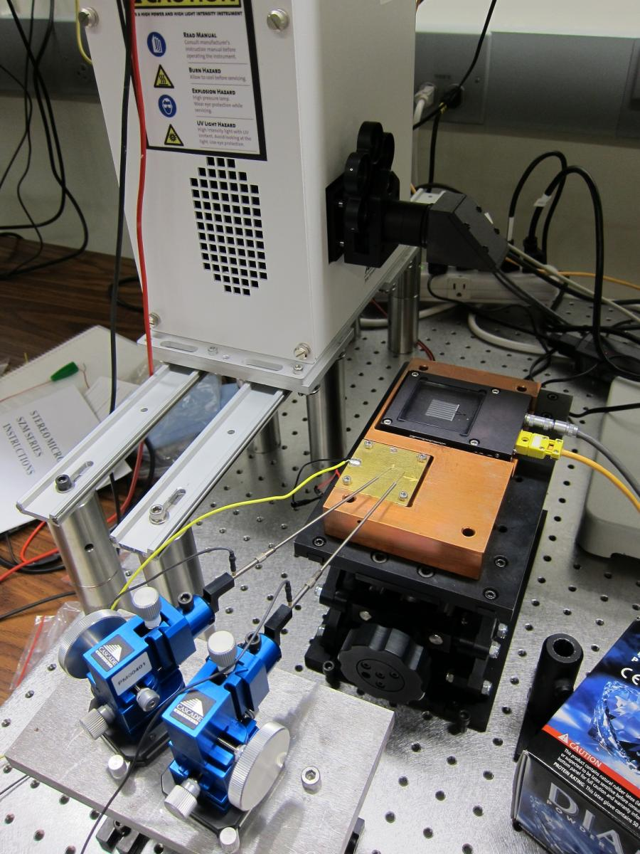 Thermoelectrics And High Efficiency Photovoltaics Lab Bowers