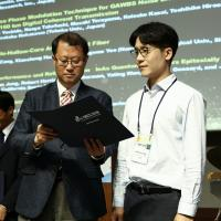 Dr. Daehwan Jung at OECC 2018